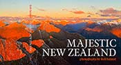 Majestic New Zealand Book
