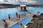 Myvatn hotpools in Iceland