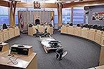 Nunavut legislative chamber, Canada