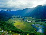 Fiordland valley