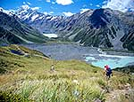 Aoraki Mount Cook, New Zealand photo