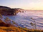 North Taranaki coast