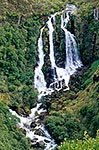 Wilderness waterfall, Taupo