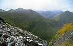 Fiordland, George river headwaters