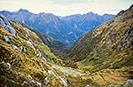 Fiordland NP, Edith River tributary