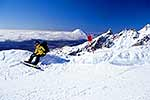 Mt Ruapehu winter