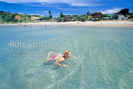 Best Beaches For Swimming In New Zealand