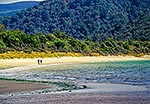 Maori Beach, Stewart Is.