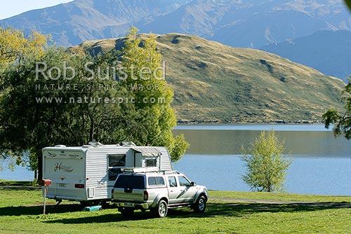 Wonderful Camping New Zealand  Caravan New Zealand