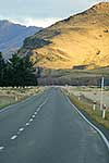 Central Otago highway
