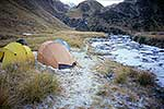 Alpine camping, Southern Alps