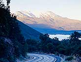 Mt Tongariro dawn