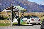 DOC campground Mt Cook Nat Pk