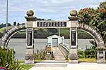 Hokianga Arch of Remembrance,