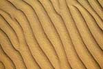 Patterns in sand dunes