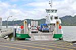 Vehicle ferry,  Hokianga Harbour