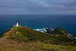 First light,  Cape Reinga