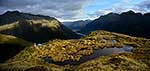 Fiordland Wilderness Travel, Glaisnock tops