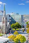 Christchurch City, New Zealand photo