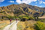 Biking in Central Otago, Macetown