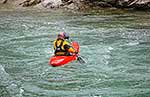 Kayaking on the Buller River
