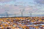 Pylons on the National Grid