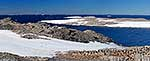 East Antarctica Panorama Cape Jewels