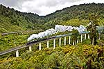 The 100yr Hapuawhenua Viaduct shoot - a nervous wait...
