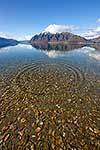 Ripples on Lake Hawea