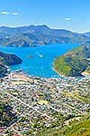 Picton town in Marlborough Sds