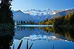 Lake Matheson, South Westland
