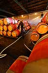 Te Mata winery cellar, Hawke's Bay