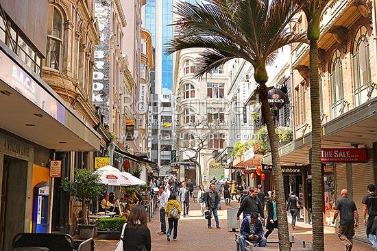 Central City Restaurants Auckland