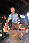 Blacksmith Farrier, Molesworth Stn