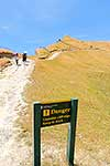 Walkway at Cape Kidnappers
