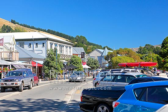 Akaroa Cafes And Restaurants