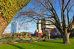 The Square in Palmerston North