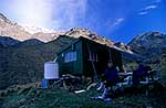 Kaikoura Mountain hut