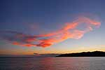 Cook Strait sunset