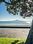Mission Bay and Rangitoto, Auckland
