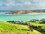 Hokianga Harbour entrance, Northland