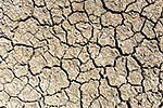 Dry soil, drought conditions