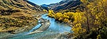 Shotover River, Otago high country