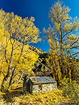 Old Stone Hut, Shotover River, Otago