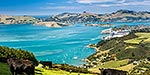 Otago Harbour and Port Chalmers