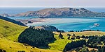 Otago Harbour channel and shipping
