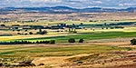 Central Otago, Ida Valley farmland