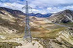 Electricity transmission thru Molesworth