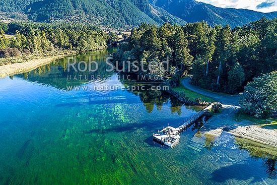 Nelson Lakes National Park Blue Lake