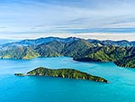 Queen Charlotte Sound, Marlborough Sds